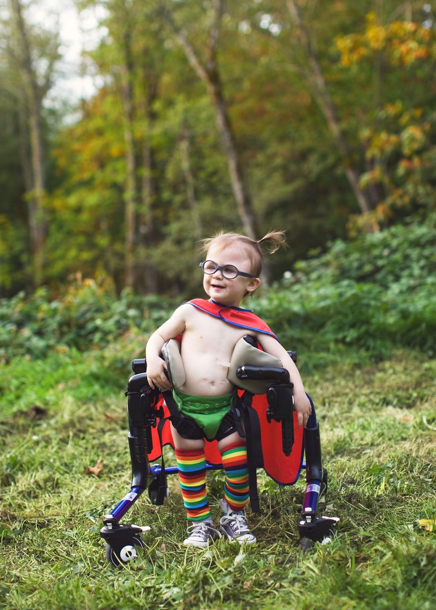 I Turn Kids With Special Needs Into Superheroes
