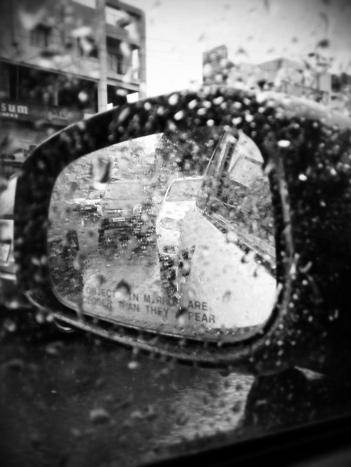 Rain Wash Aways Old Tensions