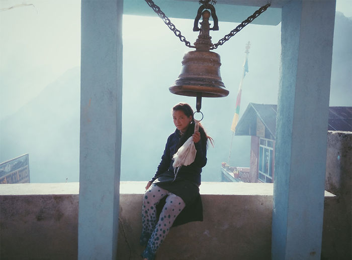 16 Portraits Of Nepalese Kids That I Took While Traveling In Nepal