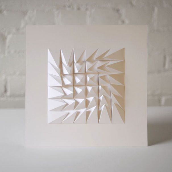 My Geometric Paper Art For Eight Emperors