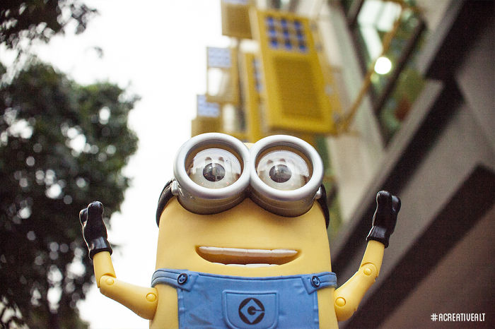 What Would The Minions Do When They Visit Singapore?