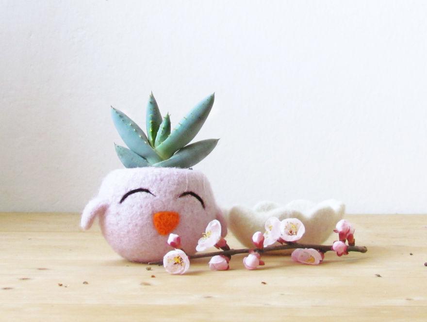 Animalplanters Turn Your Flower Pots Into Cute Animals