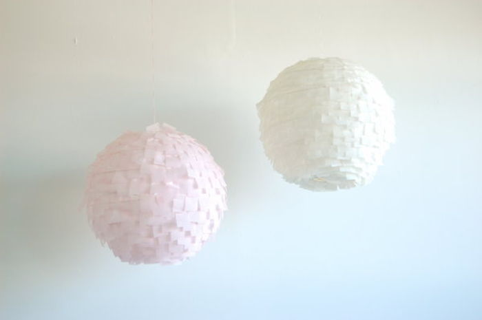 The Most Amazing Diy Paper Lamps, Lanterns & Chandeliers