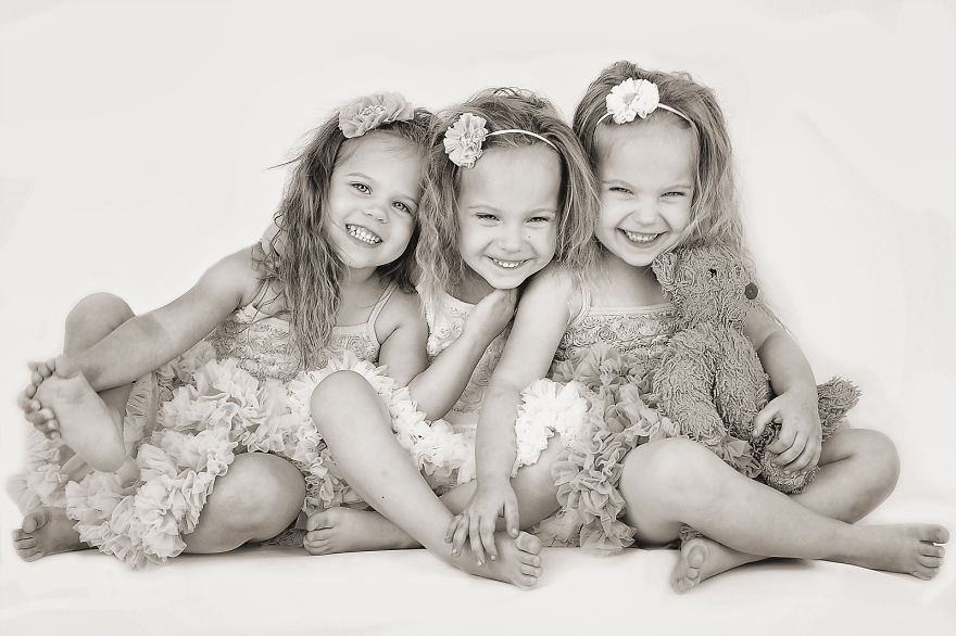 Triple Blessing: After Having 3 Sons, We Were Blessed With Triplet Girls
