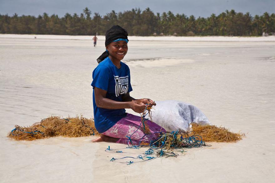 The Spice Island Of Zanzibar