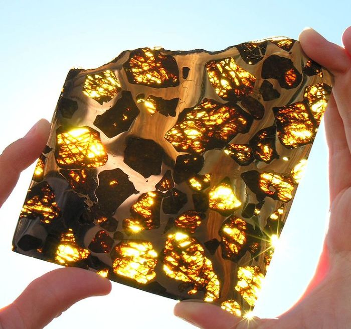 Amazing Fukang Meteorite