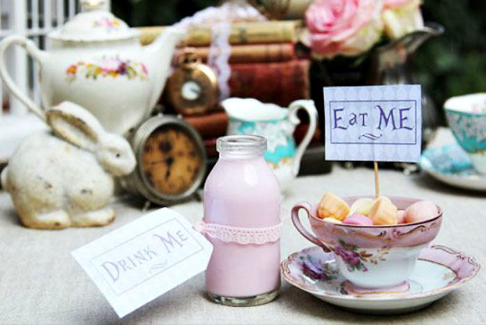 Ideas For Book-themed Party (*not Only*) For Kids