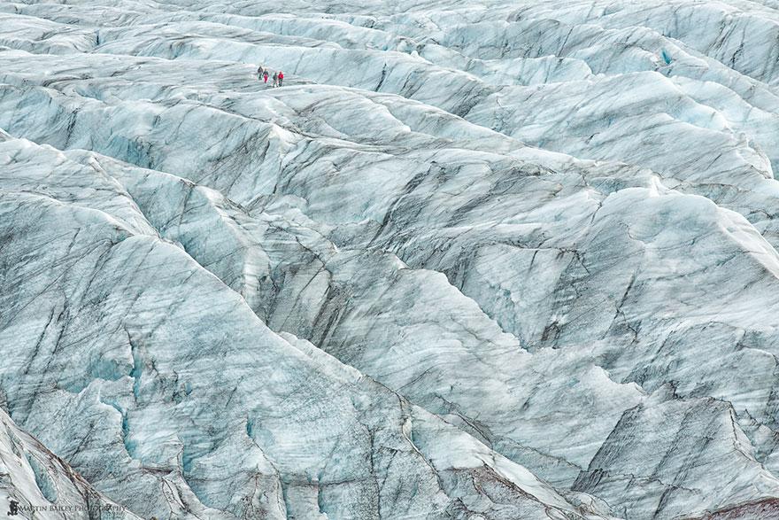 Skaftafell Glacier, Iceland