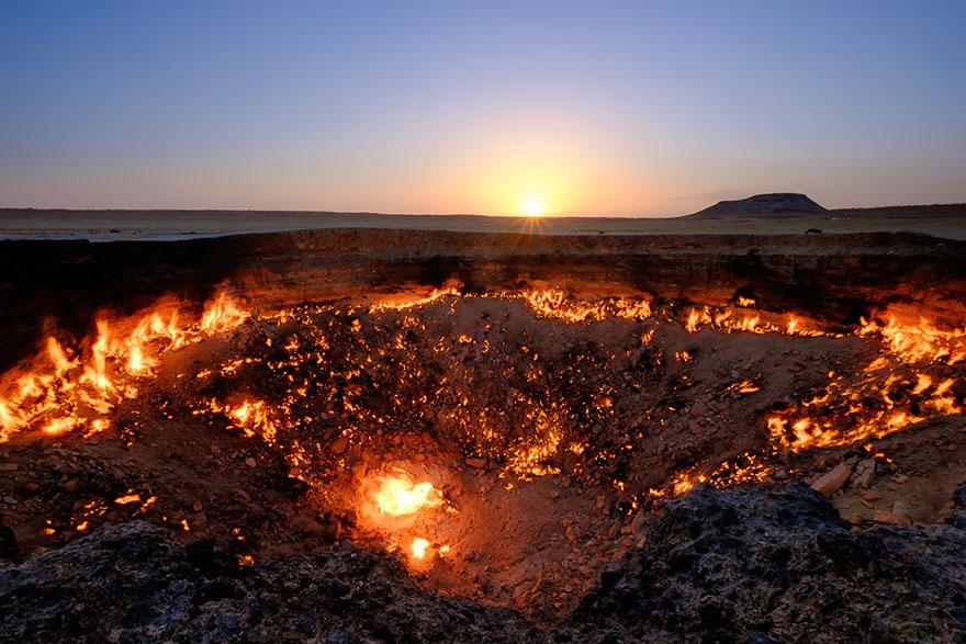Gates To Hell, Derweze, Turkmenistan