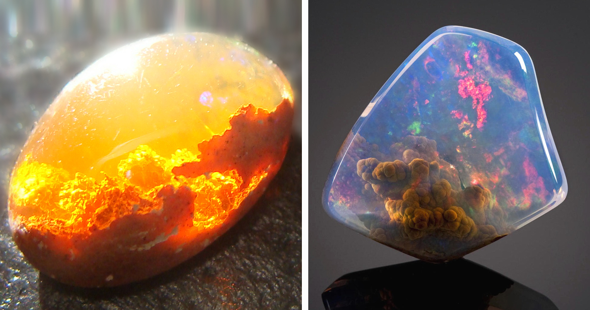 25+ Extremely Beautiful Minerals And Stones