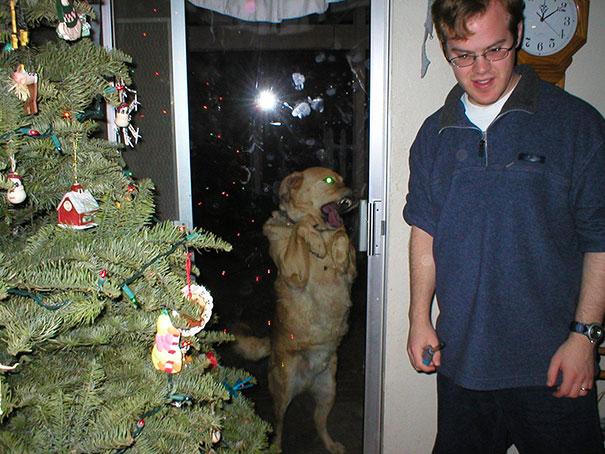 Let Me In, God Damn It!