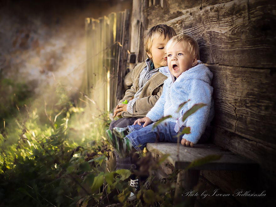 Shooting Children >> I Found Joy And Changed My Life By Photographing My Kids | Bored Panda