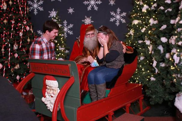 Santa Claus Proposal