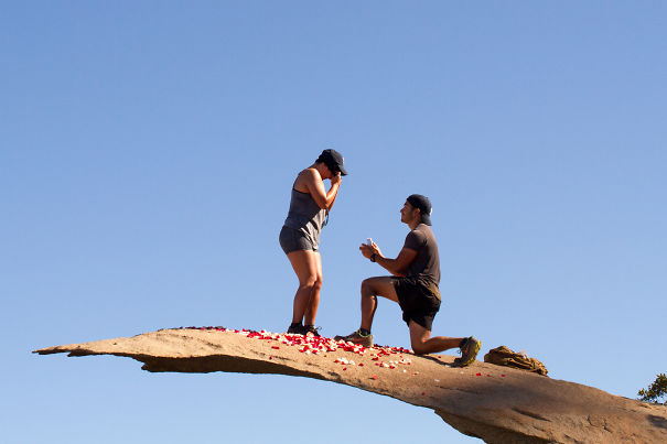 Proposal On The Potato Chip Rock