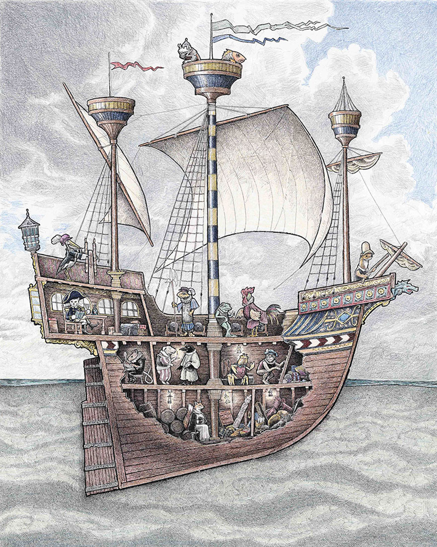 boat-cutaway-drawing--tom-crestodina-9