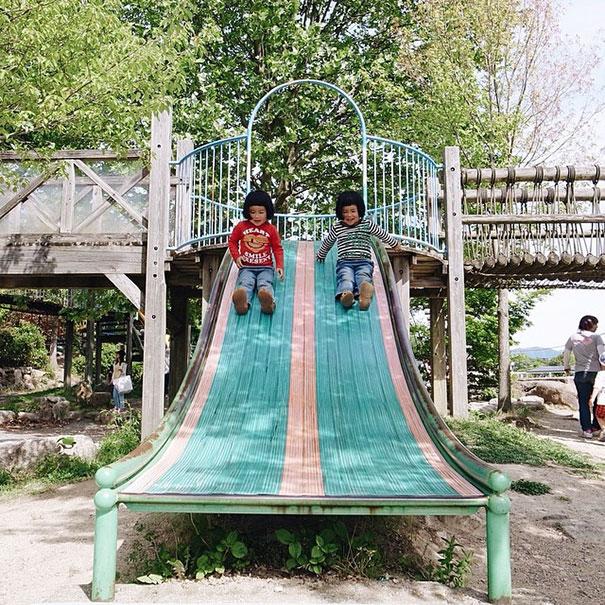 childhood-twin-sisters-family-pictures-sunmoooon-akira-oozawa-6