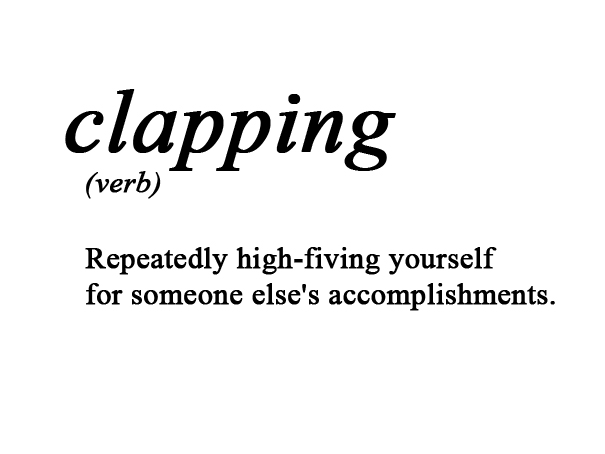 #19 The Real Meaning Of Clapping