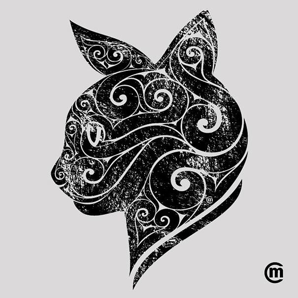 colorful-illustrations-swirly-animals-carolina-matthes-9