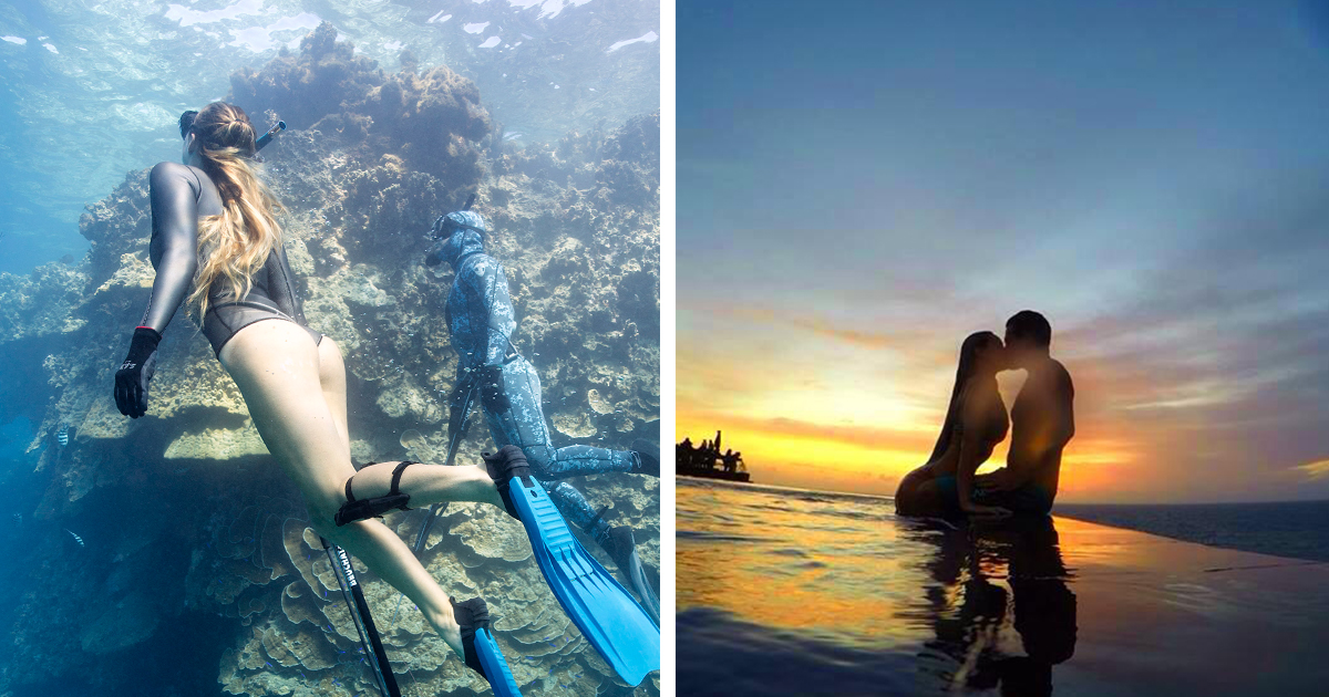 Lovers From Tahiti: We Fell In Love And Started Traveling The World