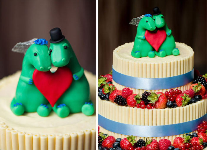 dinosaur wedding cake dinosaur wedding cake bored panda 13530