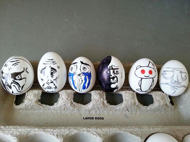 Meme Eggs