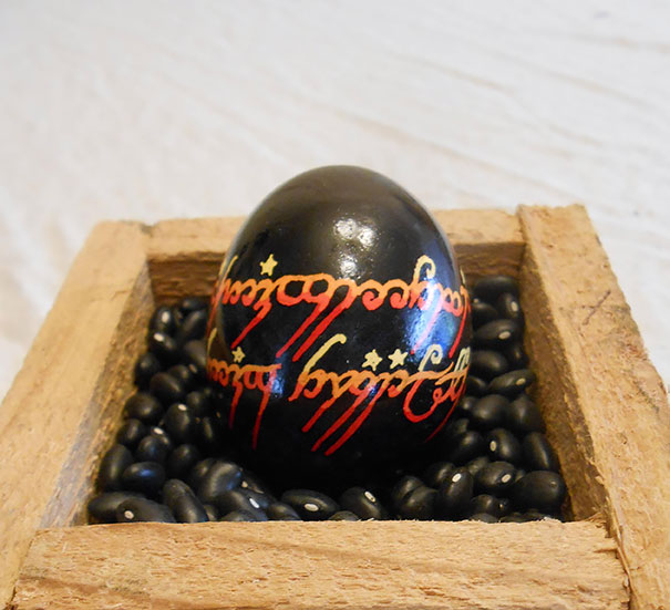 Lord Of The Rings Egg