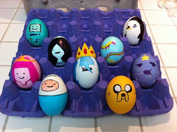 Adventure Time Eggs