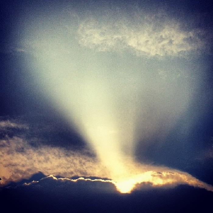 Flashlight From Heaven