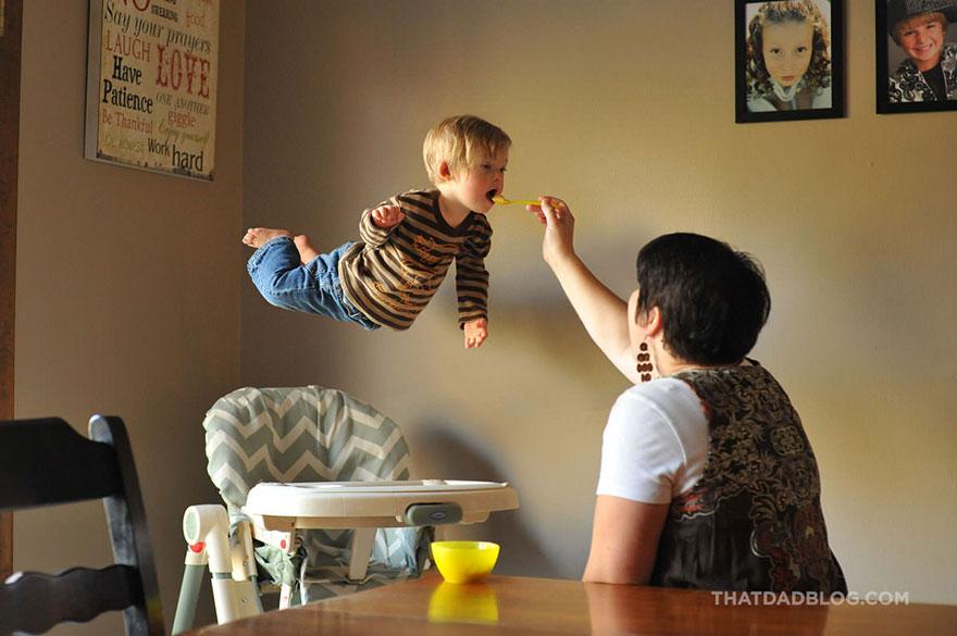 「空とぶ赤ちゃん」の写真を撮り続けたカメラマンのパパが伝えたいメッセージとはの画像6