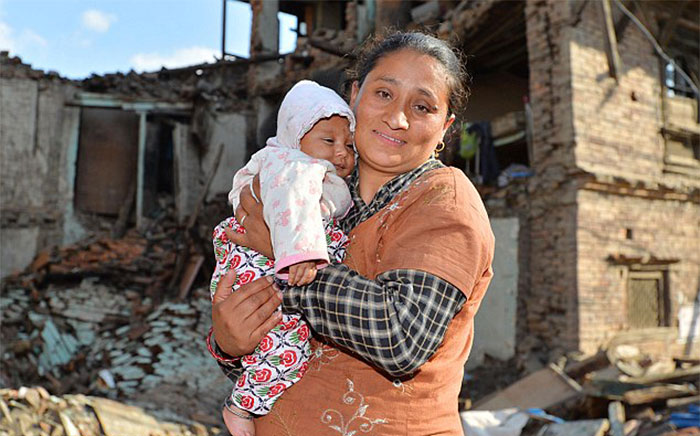 four-month-baby-rescued-earthquake-kathmandu-nepal-14