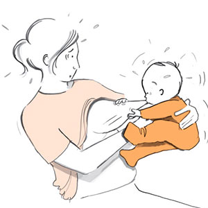 Doodle Diary Of A New Mom: What Nobody Told You About Parenthood