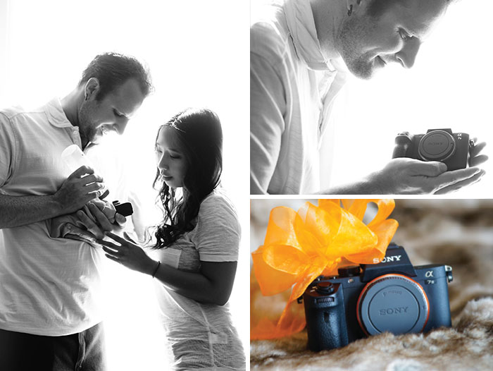 This Is How Photographers Welcome New Family Members