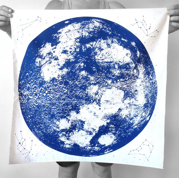 Moon Kitchen Towel