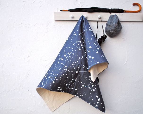 Star Constellation Blanket