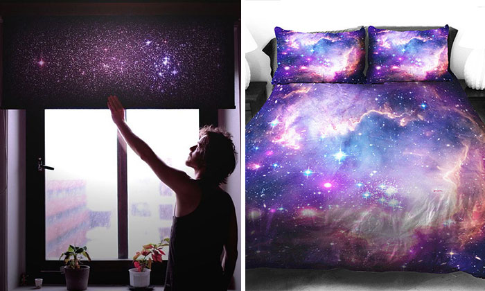 55 Space-Themed Interior Design Ideas That Bring The Stars Into Your Home