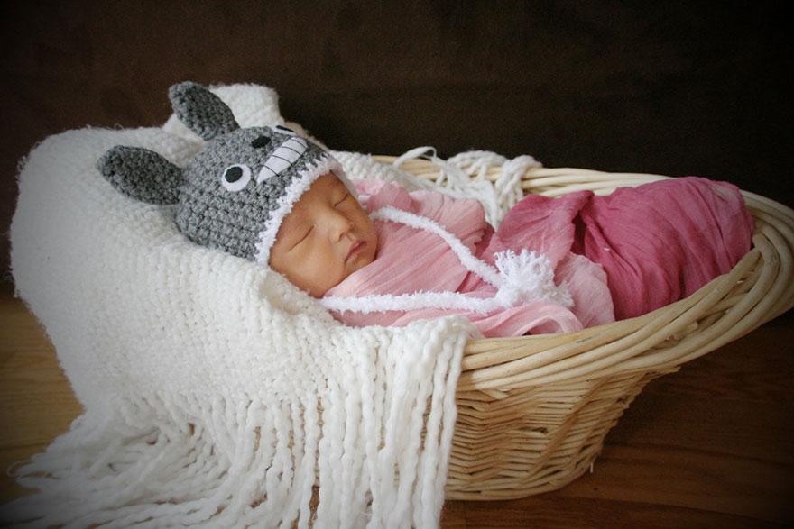 Baby Totoro