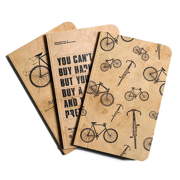 Bike Notebooks