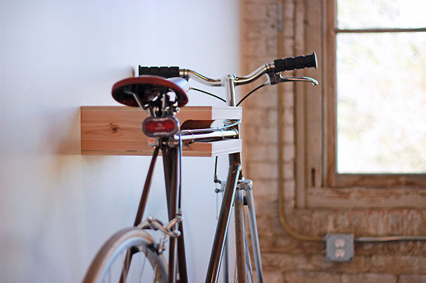 Elevated Bike Rack