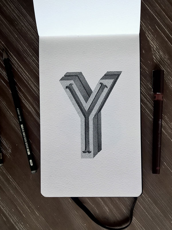 hand-stippled-letters-the-creative-alphabet-xavier-casalta-15
