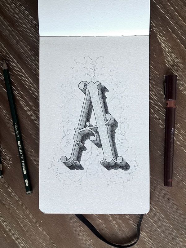 hand-stippled-letters-the-creative-alphabet-xavier-casalta-33