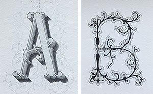 The Creative Alphabet: A Collection Of Letters Created With Millions Of Dots