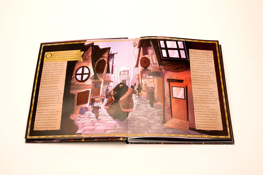 Harry Potter Book Gets Fully Illustrated