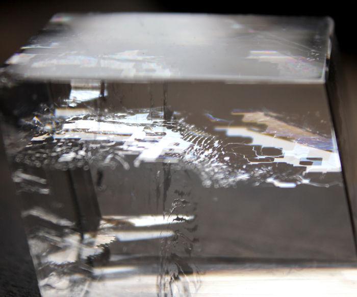 Iceland Spar Calcite Crystal