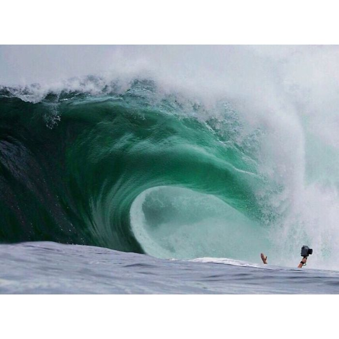 Ray Collins - Aussie Wave/ocean Photographer