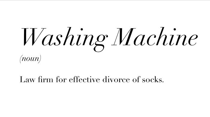 #23 The Real Meaning Of Washing Machine