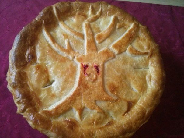 Game Of Thrones Weirwood Rabbit Pie