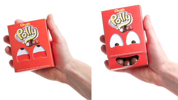 Playful Candy Packaging