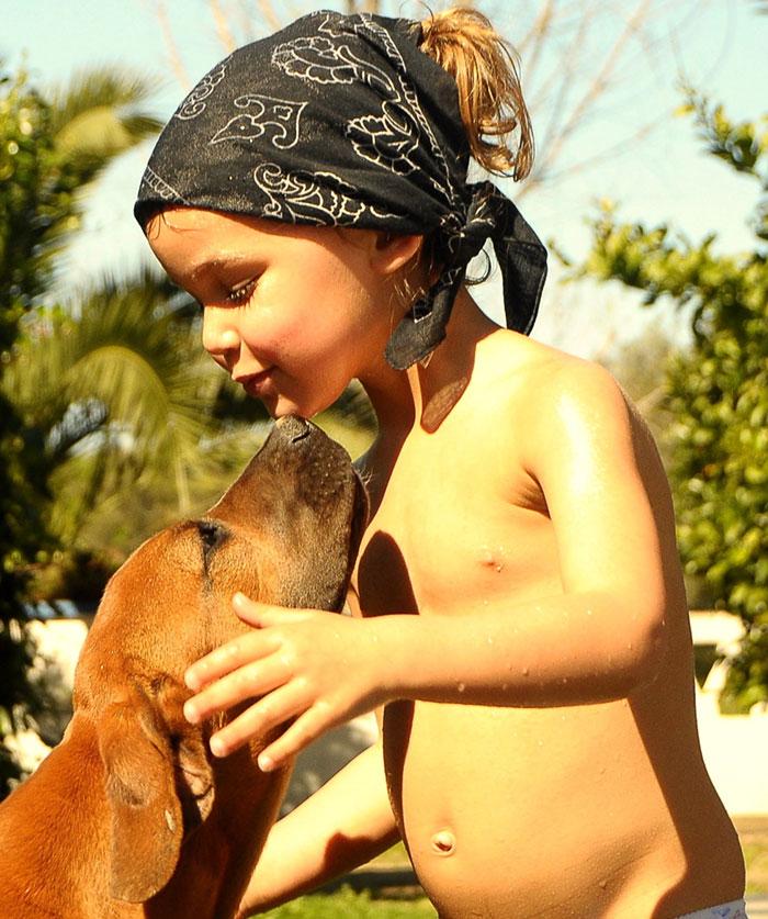 Maria And Simba