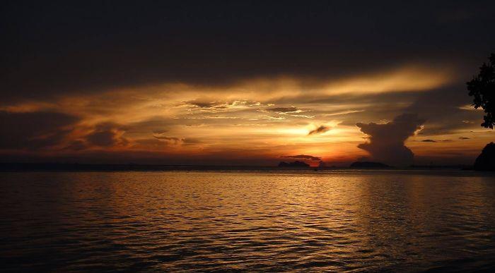 Dinner Clouds – Gulf Of Thailand