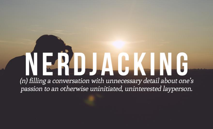 Nerdjacking